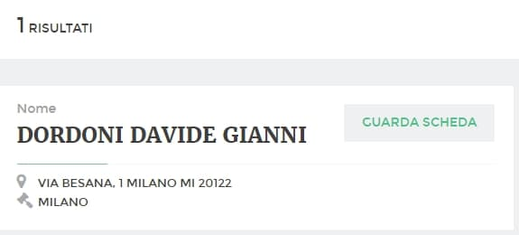 Проверка адвоката в Италии